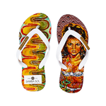 YoungArts Kids Collection Flip Flops - Caley Buck