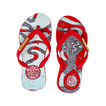 Samba Sol Kid's YoungArts Collection Flip Flops - Panteha Abareshi