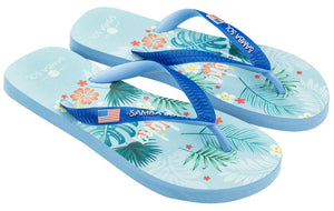 Men's Beach Collection Flip Fops  - Hawaii