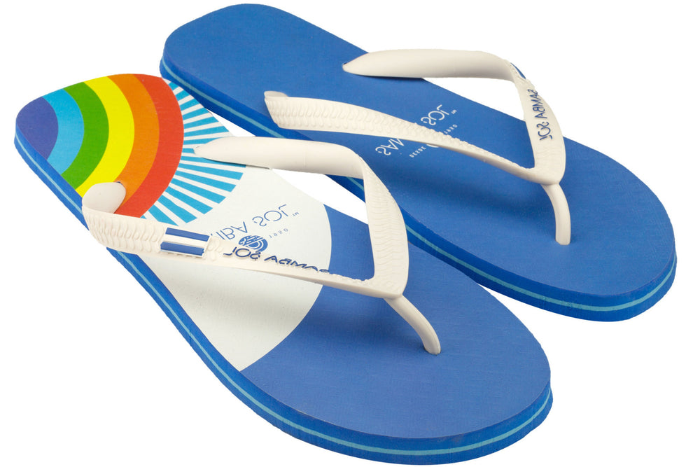 Samba Sol Men's Blue Sunrise