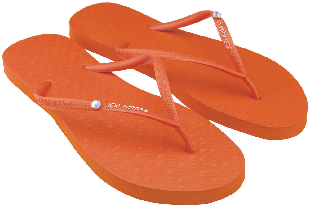 Women's Crystal Collection Flip Flops - Helena