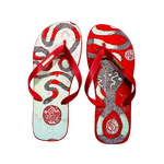 Samba Sol Men's YoungArts Collection Flip Flops - Panteha Abareshi
