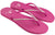Crystal Collection Flip Flops - Rosa
