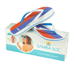 Samba Sol Kid's Countries Collection - Russia-Samba Sol