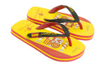 Samba Sol Kid's Counties Collection Flip Flops - Spain