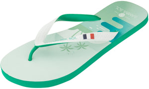 Samba Sol Men's Beach Collection Flip Flops - St Barths-Samba Sol