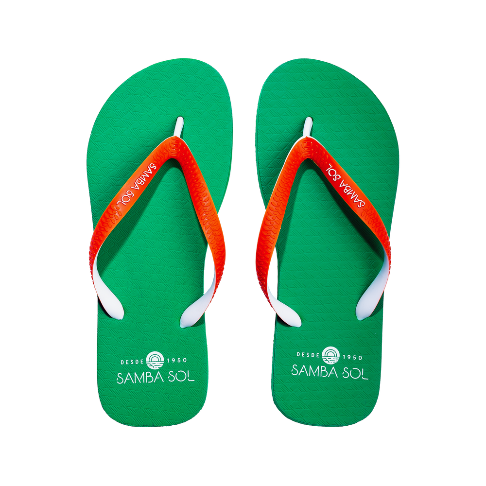 Samba Sol Men's Beach Collection Flip Flops - UM-Samba Sol