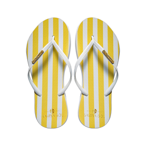 Samba Sol Women's Fashion Collection Flip Flops - Cabana-Samba Sol