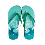 Samba Sol Men's Beach Collection Flip Flops - Live Love Surf