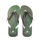 Men's Beach Collection Flip Flops - Camo