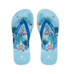 Samba Sol Men's Beach Collection Flip Flops  - Hawaii