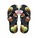 Samba Sol Women's Fashion Collection Flip Flops - Ice Cream