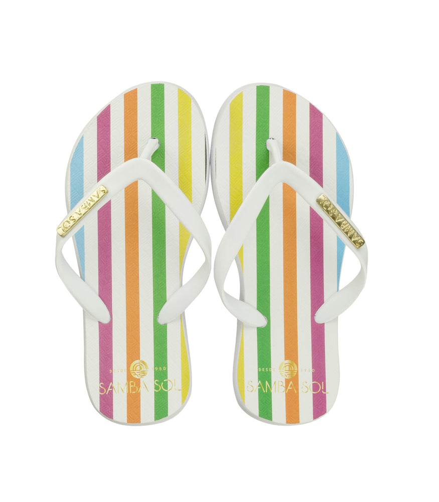 Samba Sol Kid's Fashion Collection Flip Flops - Paradigm-Samba Sol