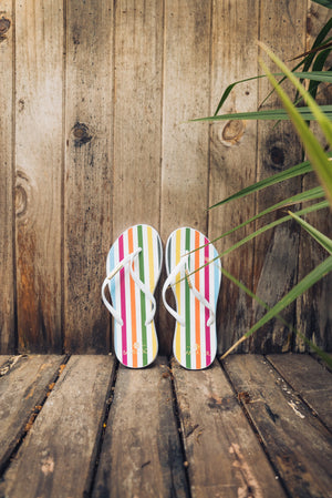 Women's Fashion Collection Flip Flops - Paradigm