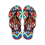 Samba Sol Women's Fashion Collection Flip Flops - Tribal
