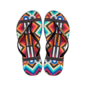 Samba Sol Women's Fashion Collection Flip Flops - Tribal-Samba Sol