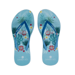 Women's Beach Collection Flip Flops - Hawaii