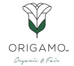 Origamo logo | Organic and Fair