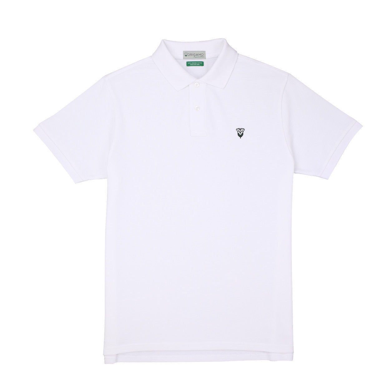 Pacific Polo</br>Double Pique - 100% Organic Pima Cotton