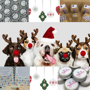 5 ideas for Dog Groomers, Dog Walkers and other dog business client Christmas gifts
