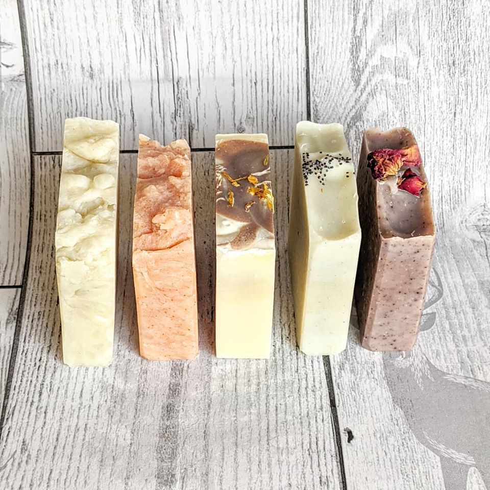 Learn to Make Your Own Soap (Dogs or Humans)