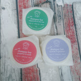 Solid Shampoo Bars for all hair types 70g