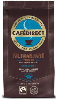 Cafedirect Kilimanjaro Ground Coffee - 227 g