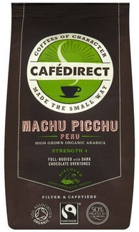 Cafedirect Machu Picchu Ground Coffee - 227 g