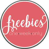 So Fontsy Freebies of the Week