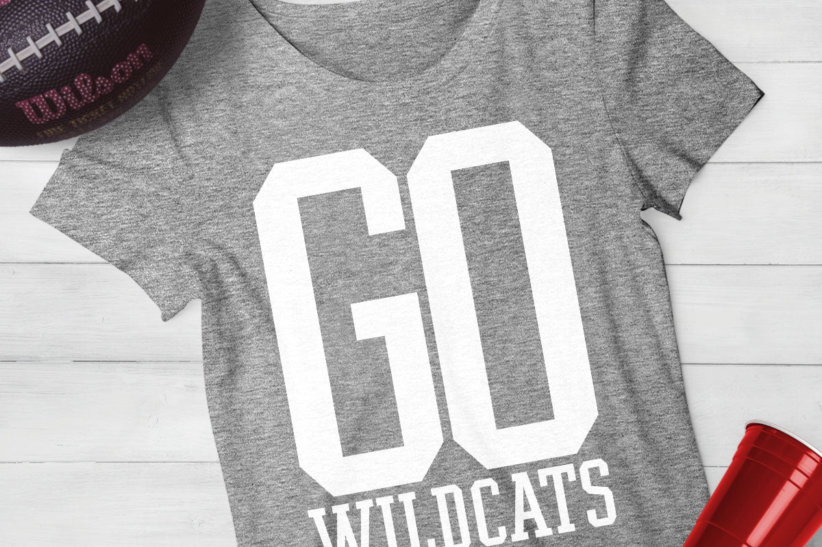 Go Wildcats Svg Dxf Eps Png Cut Files Kelly Lollar Designs