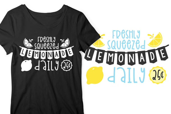 Lemonade Stand SVG DXF EPS PNG Cut Files | Free for Personal Use