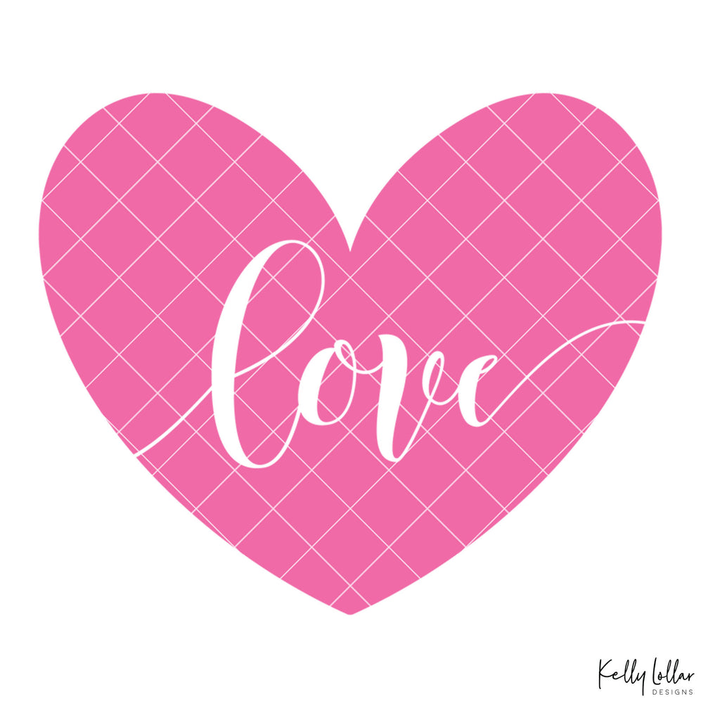Love Heart | SVG DXF PNG Cut Files | Free for Commercial Use