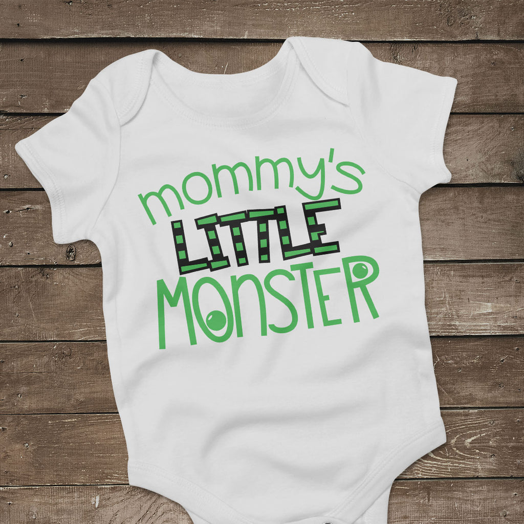 Download Mommy's Little Monster Svg Png Eps Cutting Files Crafter Files