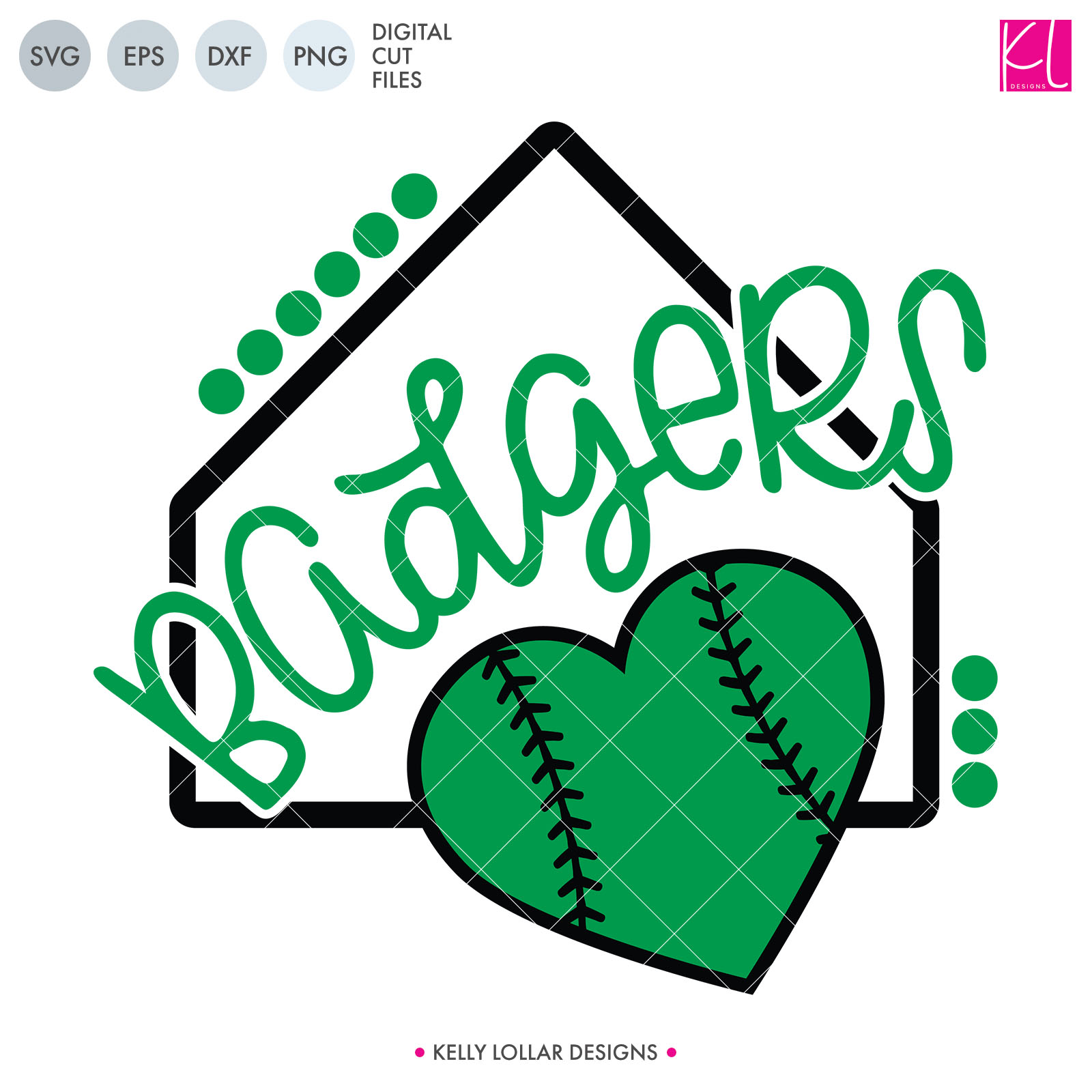 Badgers Baseball & Softball Bundle | SVG DXF EPS PNG Cut Files It's baseball and softball season, so Badger crafter know what that means ... new spirit shirts! This fifteen-piece bundle includes a little something for everyone - from girly and cute