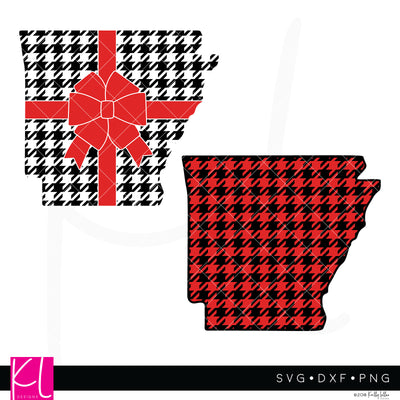 Arkansas State Bundle | SVG DXF EPS PNG Cut Files