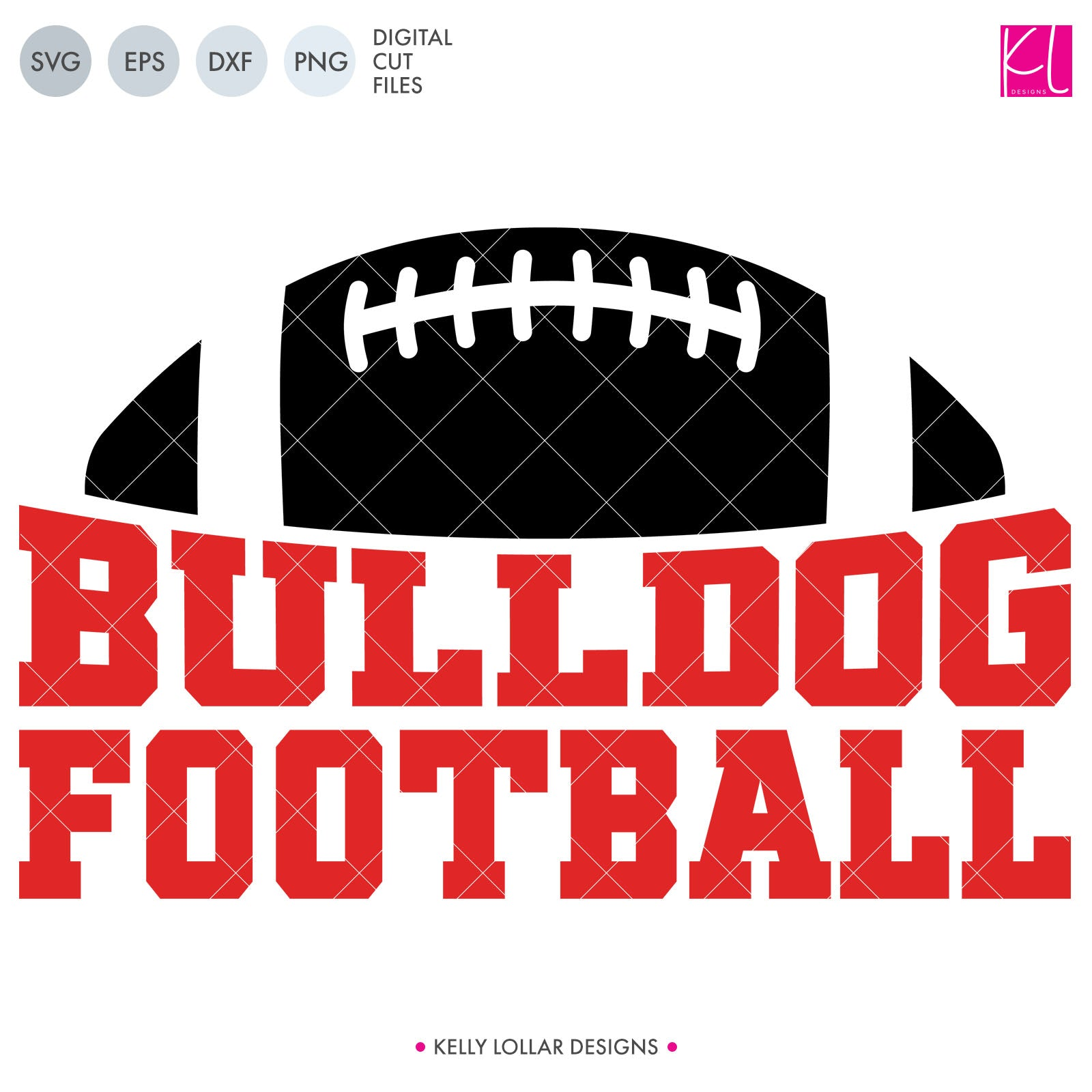 Bulldogs Football Bundle | SVG DXF EPS PNG Cut Files This fifteen piece Bulldog Football Bundle was created with school crafters in mind. Create an assortment of spirit shirts with choices ranging from family designs to monograms to classic. 15