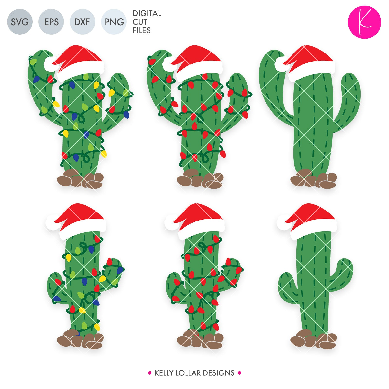 Christmas Cactus Pack