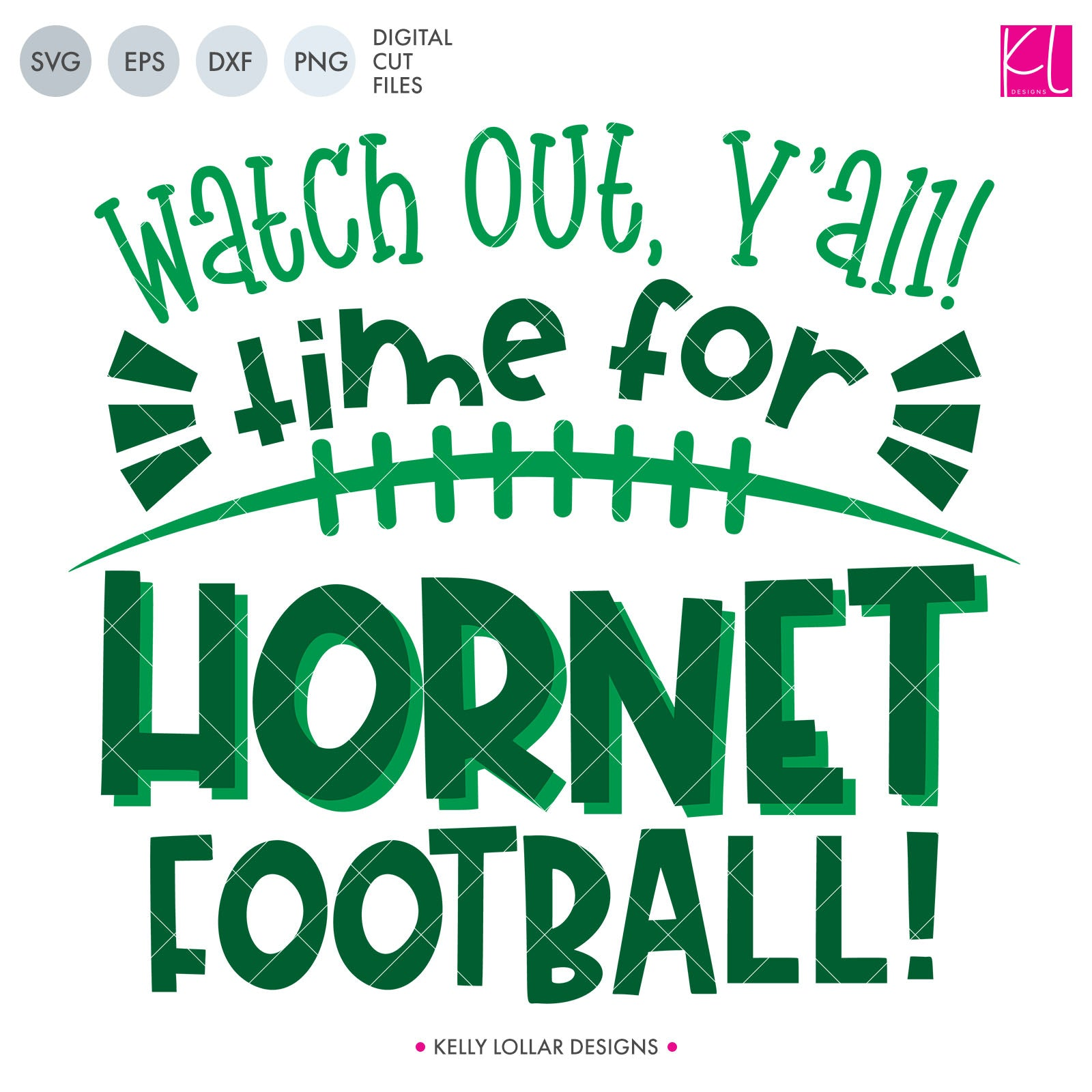 Hornets Football Bundle | SVG DXF EPS PNG Cut Files This fifteen piece Hornet Football Bundle was created with school crafters in mind. Create an assortment of spirit shirts with choices ranging from family designs to monograms to classic. 15