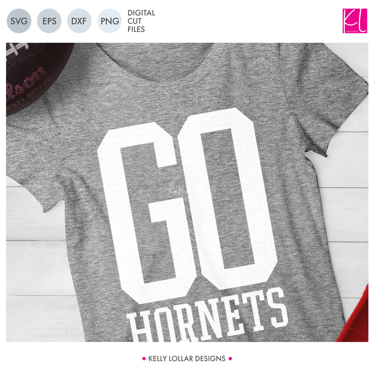 Hornets Mascot Bundle | SVG DXF EPS PNG Cut Files
