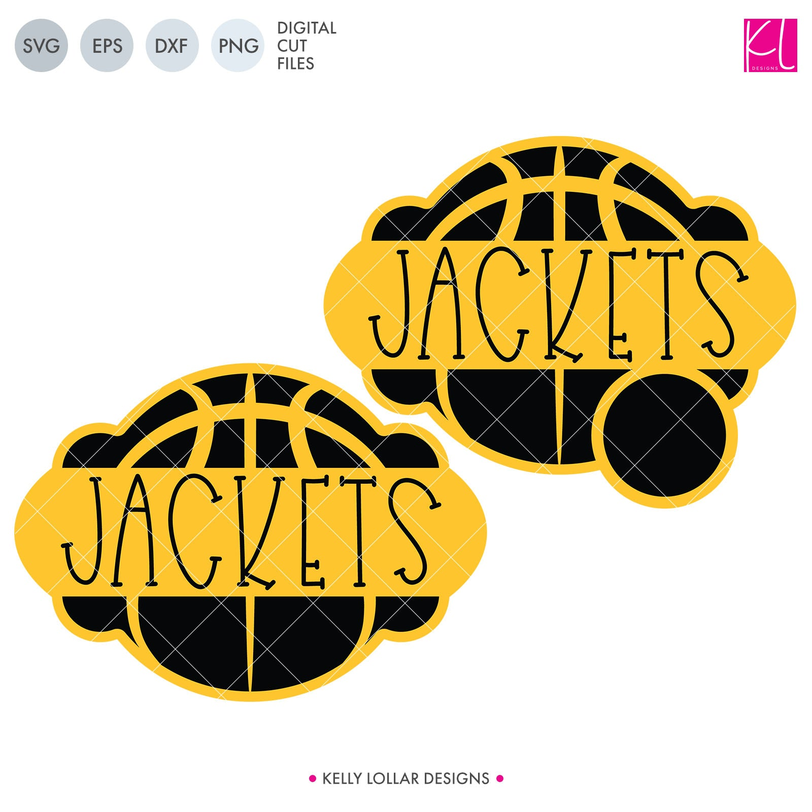 Jackets Basketball Bundle | SVG DXF EPS PNG Cut Files It's basketball season, so you Jacket Basketball crafter know what that means ... new spirit shirts! This fourteen-piece bundle includes a little something for everyone - from girly and cute