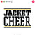 Jackets Cheer Bundle | SVG DXF EPS PNG Cut Files
