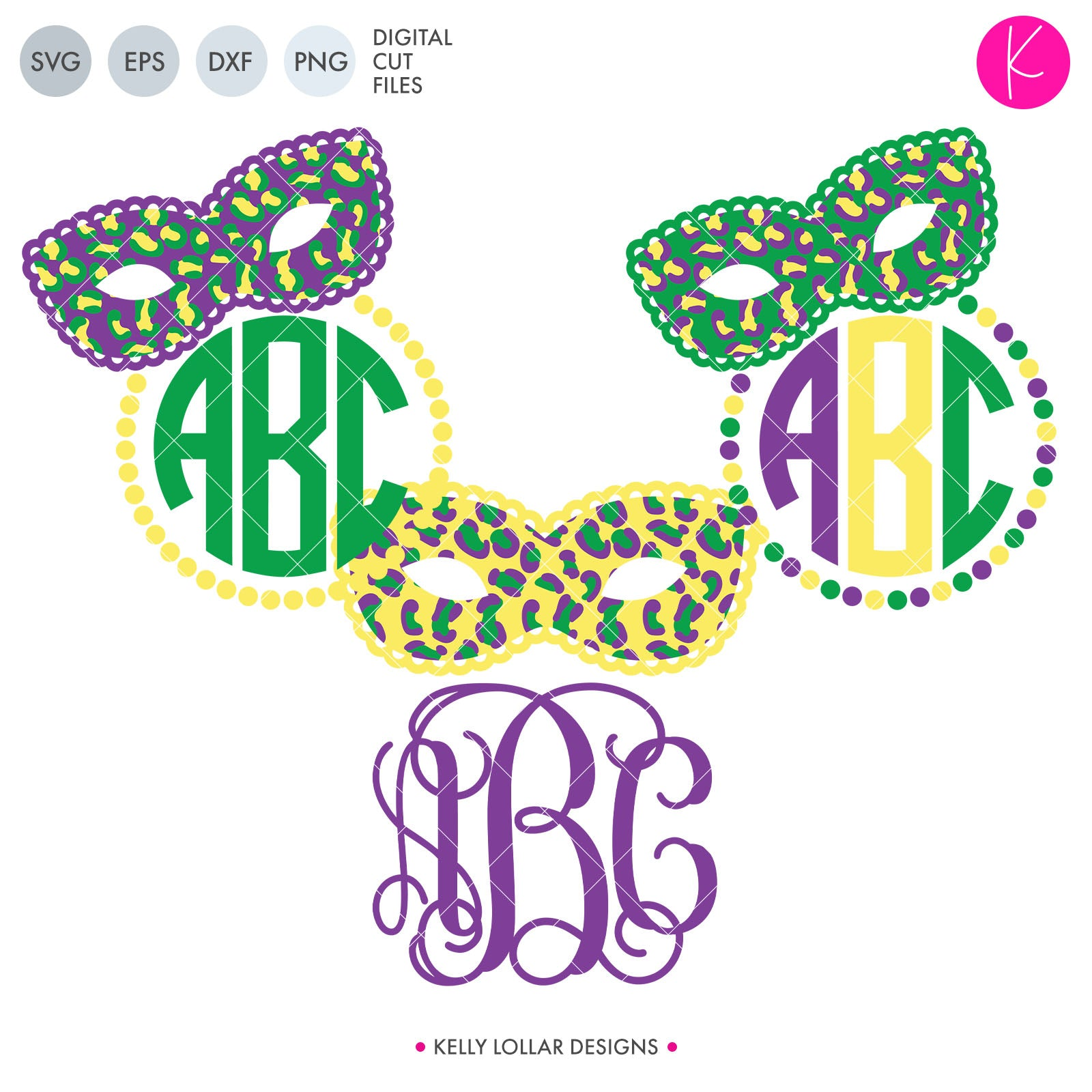 Seasonal Svg Dxf Eps Png Cut Files Kelly Lollar Designs Tagged Masquerade
