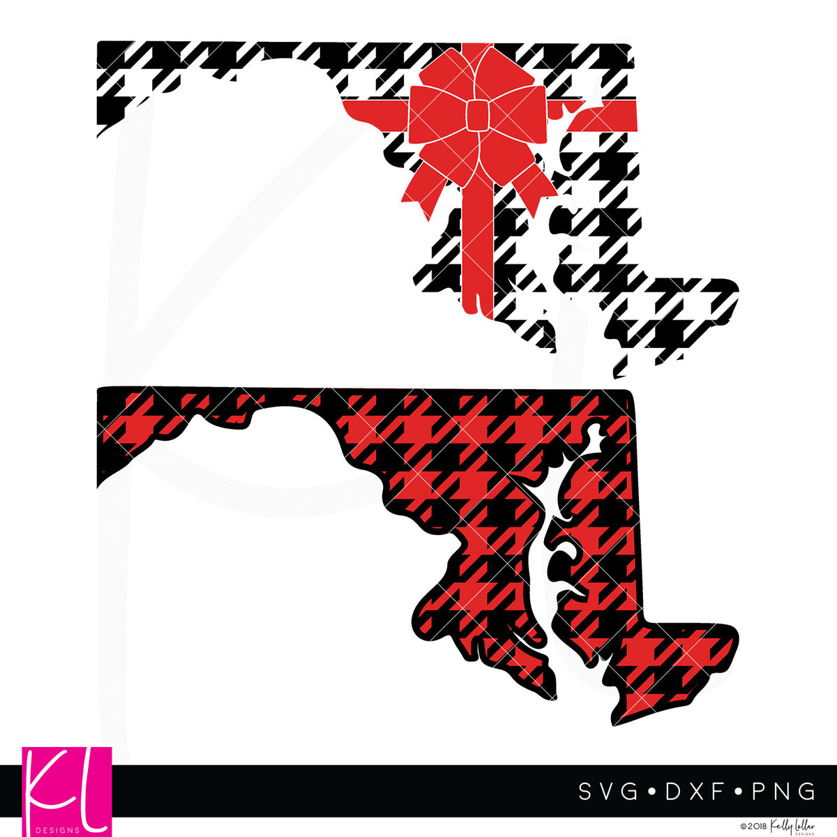 Maryland State Bundle | SVG DXF EPS PNG Cut Files