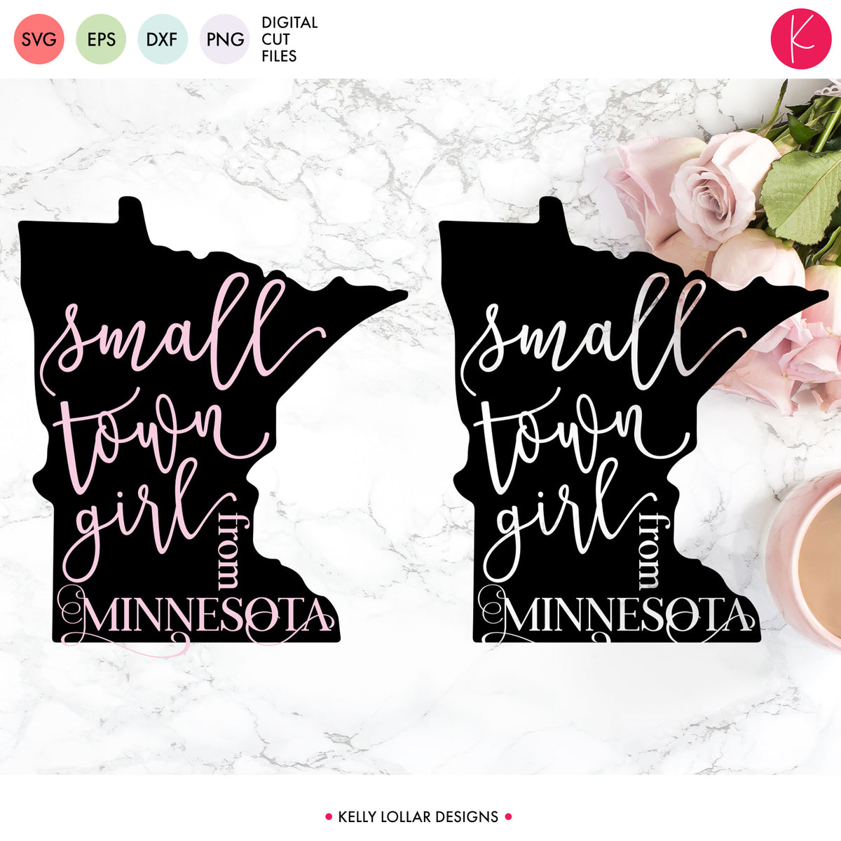 Minnesota State Bundle | SVG DXF EPS PNG Cut Files