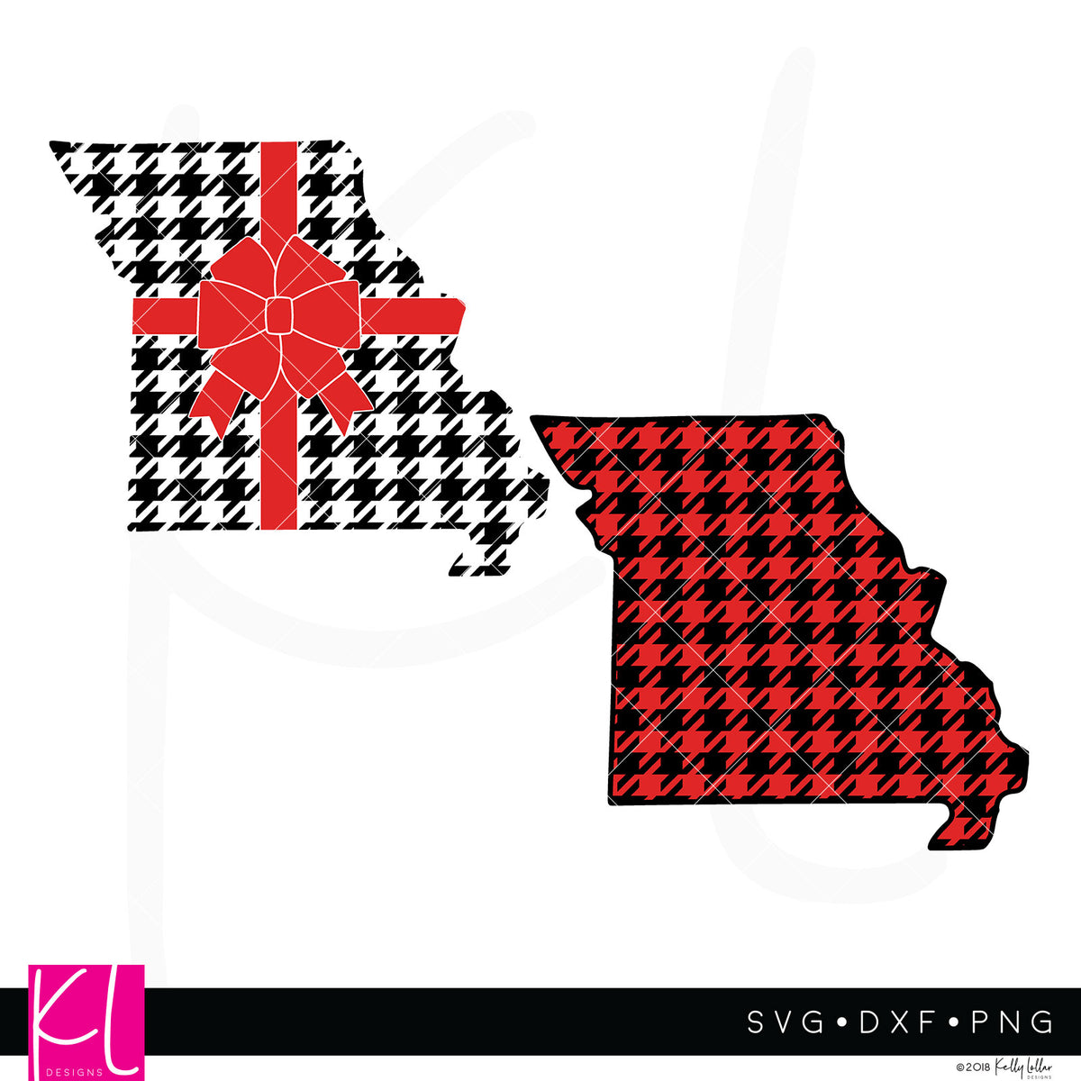Missouri State Bundle | SVG DXF EPS PNG Cut Files