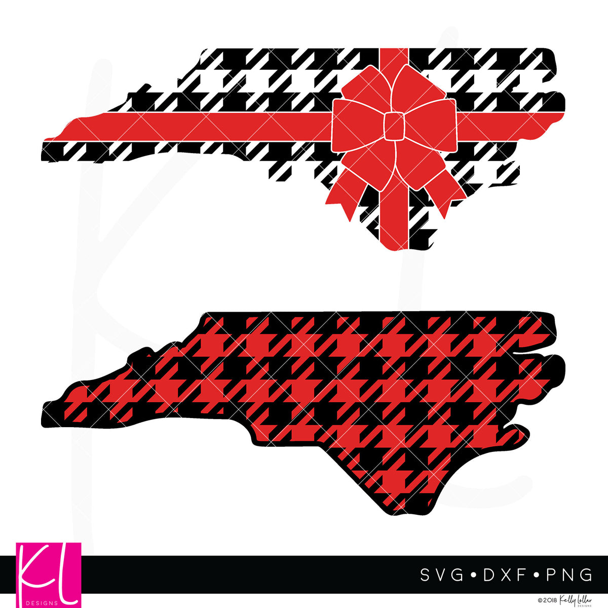 North Carolina State Bundle | SVG DXF EPS PNG Cut Files