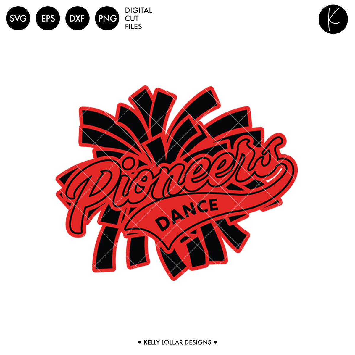 Pioneers Dance Bundle | SVG DXF EPS PNG Cut Files