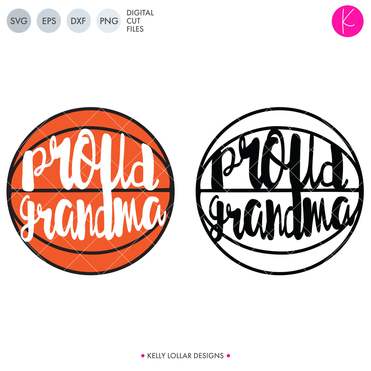 Proud Basketball Family | SVG DXF EPS PNG Cut Files
