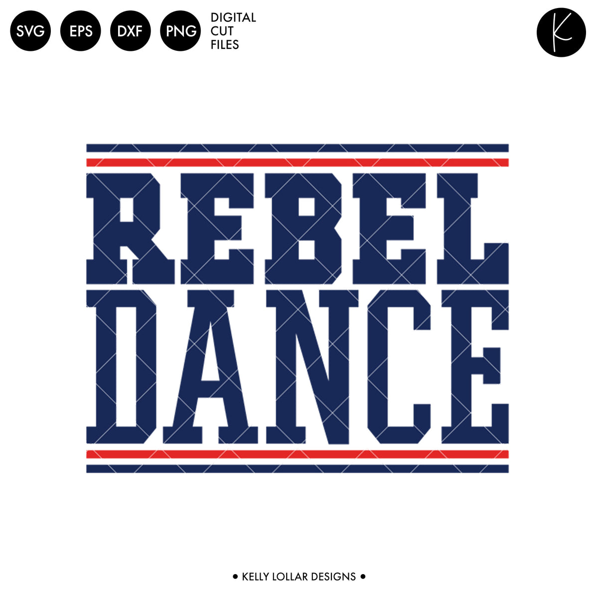 Rebels Dance Bundle | SVG DXF EPS PNG Cut Files