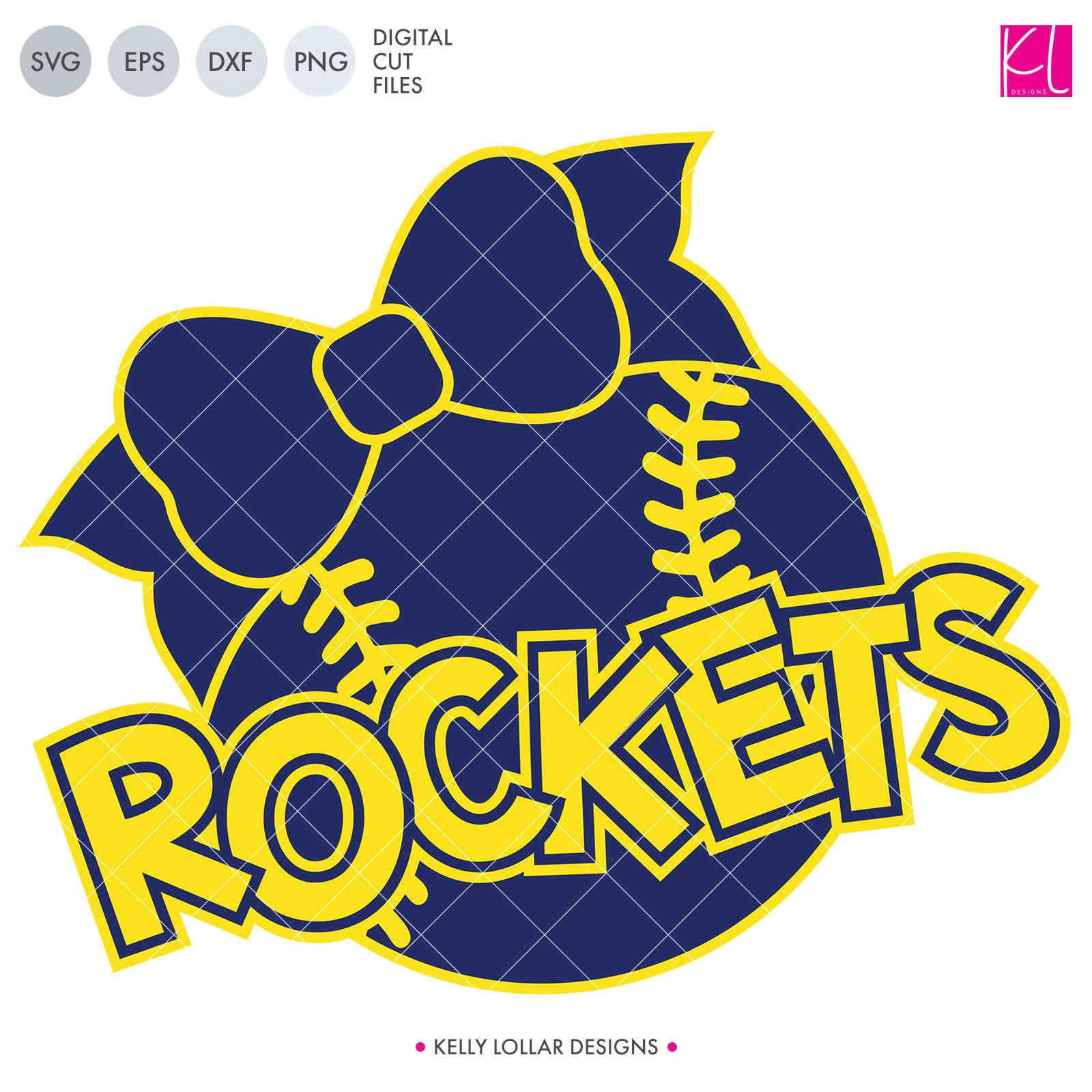 Rockets Baseball & Softball Bundle | SVG DXF EPS PNG Cut Files It's baseball and softball season, so Rocket crafter know what that means ... new spirit shirts! This fifteen-piece bundle includes a little something for everyone - from girly and cute